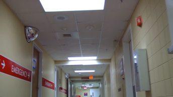 Emergency Room Hallway